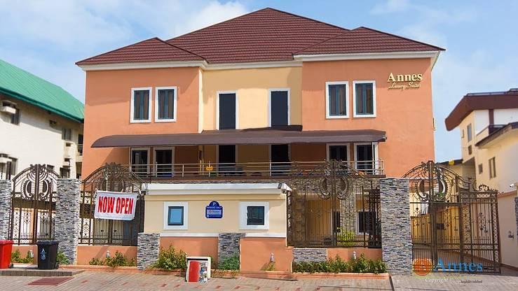 Annes Luxury Suite