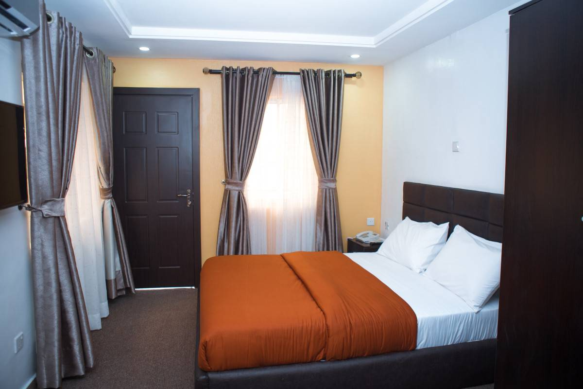 The Cocoon Luxury Suites Ilupeju