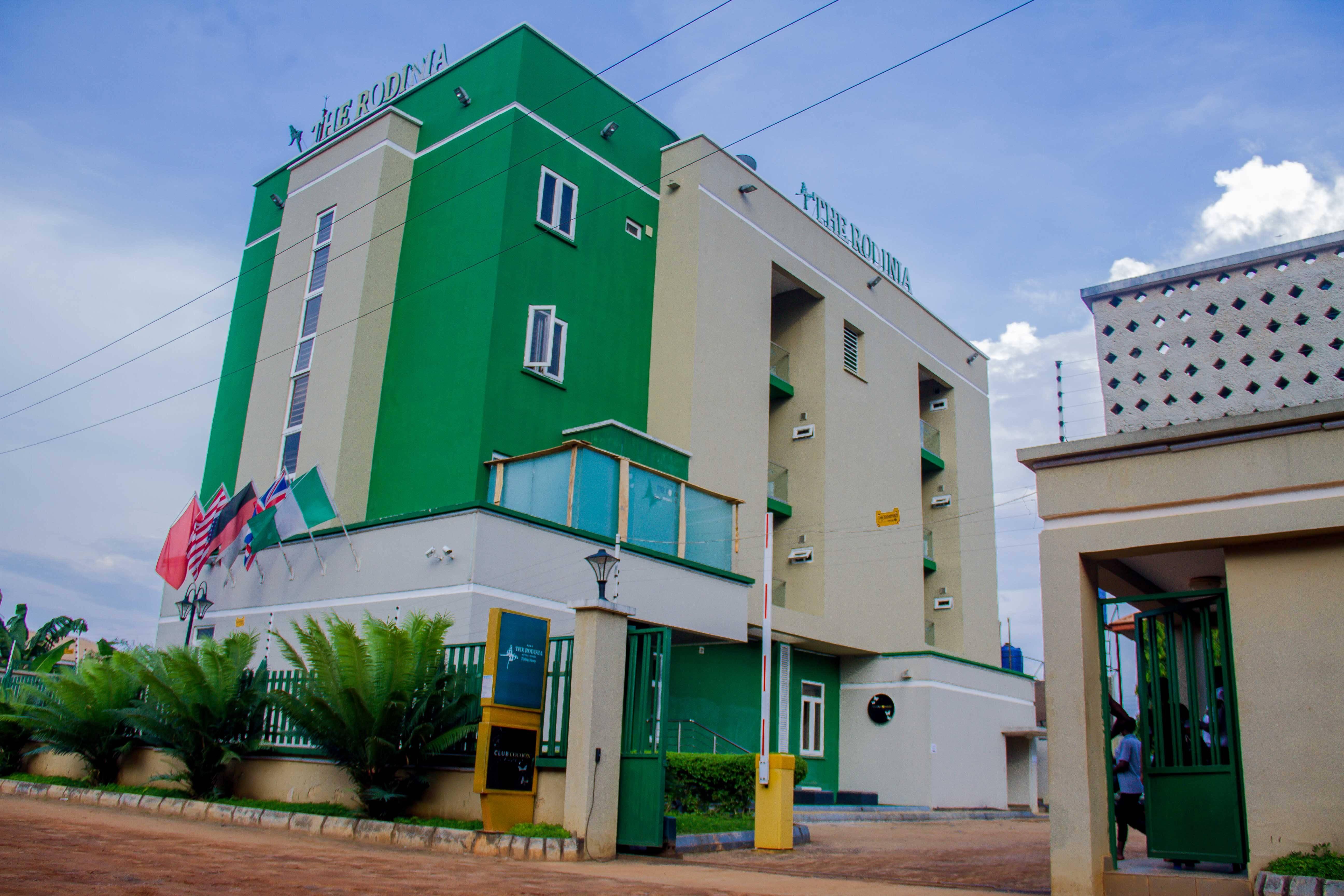 The Rodinia Hotel