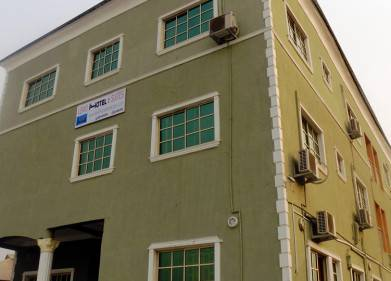 LEKKI HOTEL AND SUITES Picture