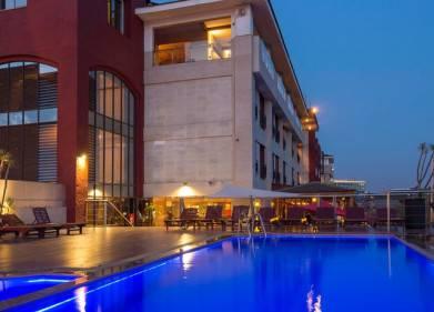Ole Sereni - Airport Hotel Picture