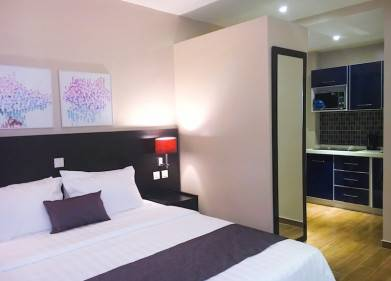 Urban Suites Cotonou Picture