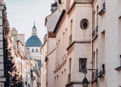 Hotel Monte Cristo Paris Picture