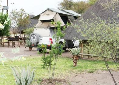 Peace Garden Lodge Picture