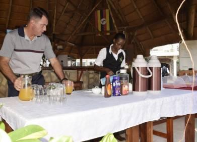 Entebbe Palm Hotel Picture