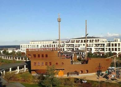 Yachthafenresidenz Hohe Düne Hotel Picture