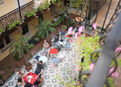 Hotel Am Brillantengrund Picture