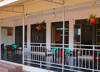 Hotel Pearl Afrique Picture