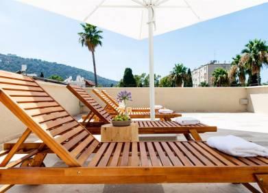 The Schumacher Hotel Haifa Picture