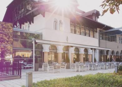 Sacher Baden Hotel Picture