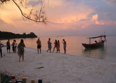 Coconut Beach Bungalows Picture