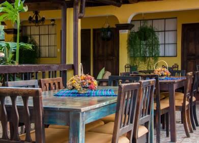 Las Camelias Inn Picture