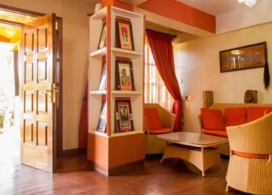 Magharibi Garden Hotel Picture