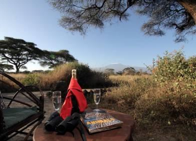 Kibo Safari Camp Picture