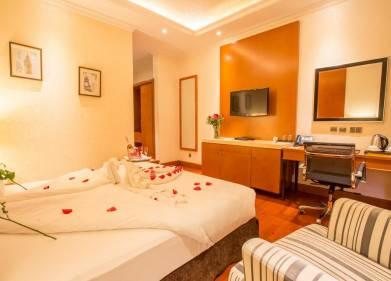 Alba Hotel Meru Picture