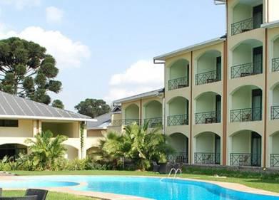 Gorillas Volcanoes Hotel Picture