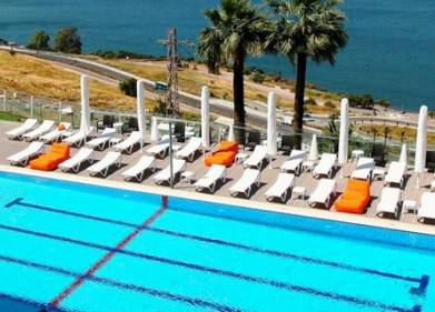 Golan Hotel - מלון גולן טבריה Picture
