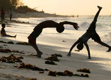 Dhow Inn Zanzibar Picture