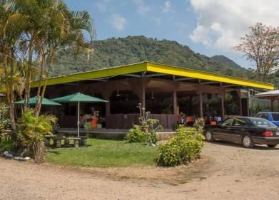 Hotel Y Restaurante La Casona Del Cafetal Picture