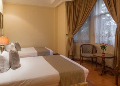 Gold Crest Hotel Picture