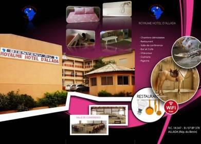 Royaume Hotel D'Allada Picture