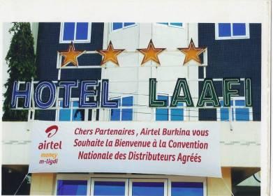 Annexe Hotel LAAFI Picture
