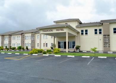 Thakadu Hotel Picture