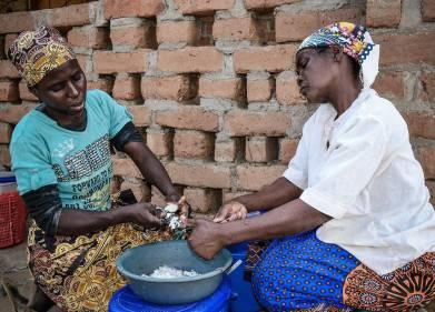 So WFP Bambari Picture