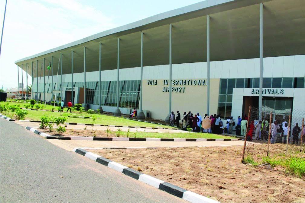 Yola Airport2