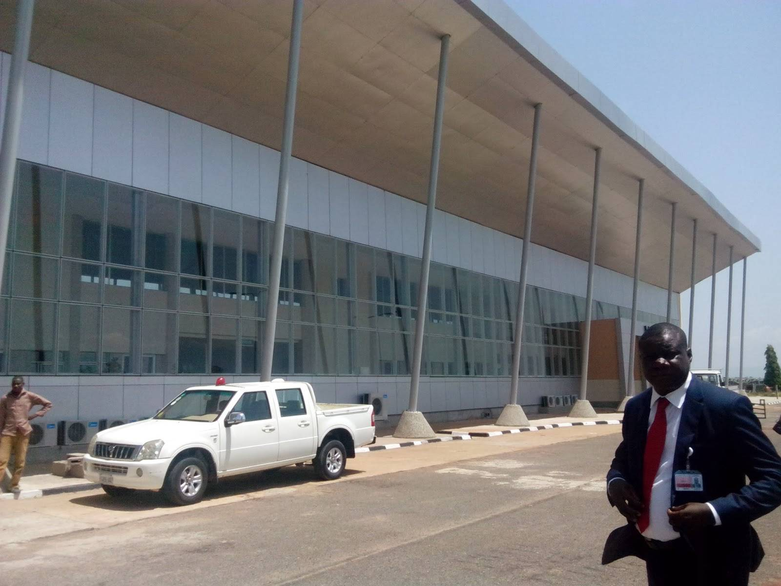 Yola Airport3