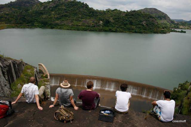 Lower Usuma Dam