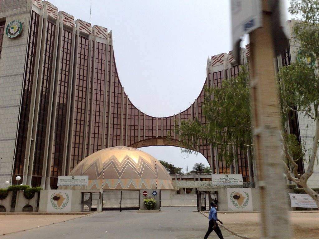 ECOWAS Parliament Complex