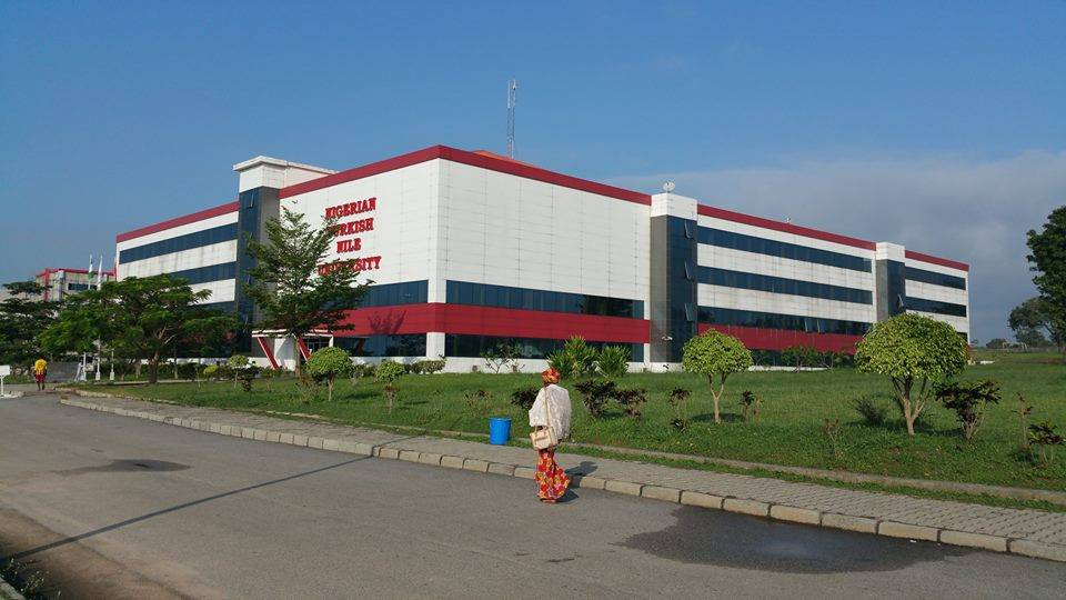 Nigerian Turkish Nile University1
