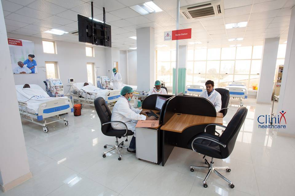 Clinix Healthcare, Ilupeju