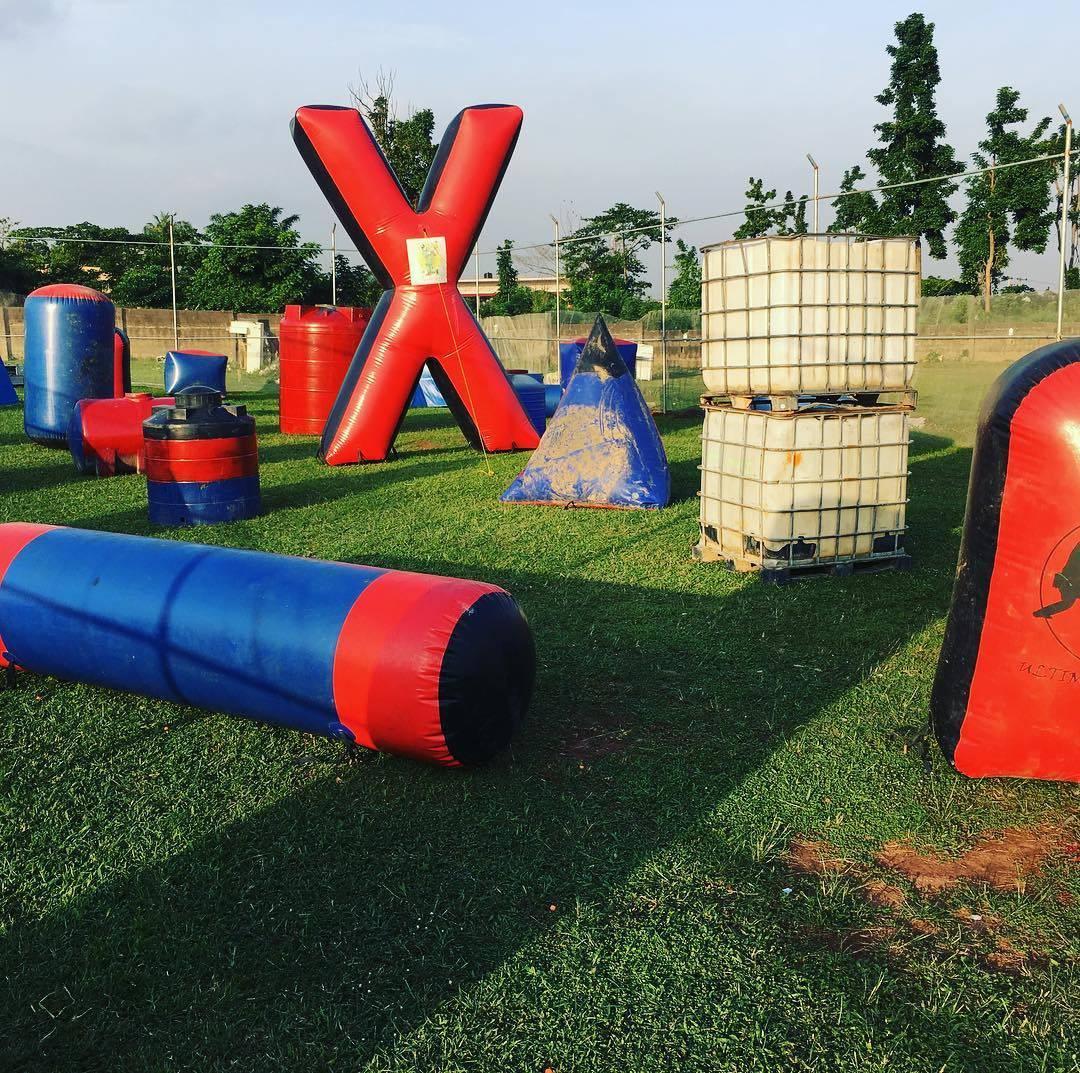 Nigeria Ultimate Paintball