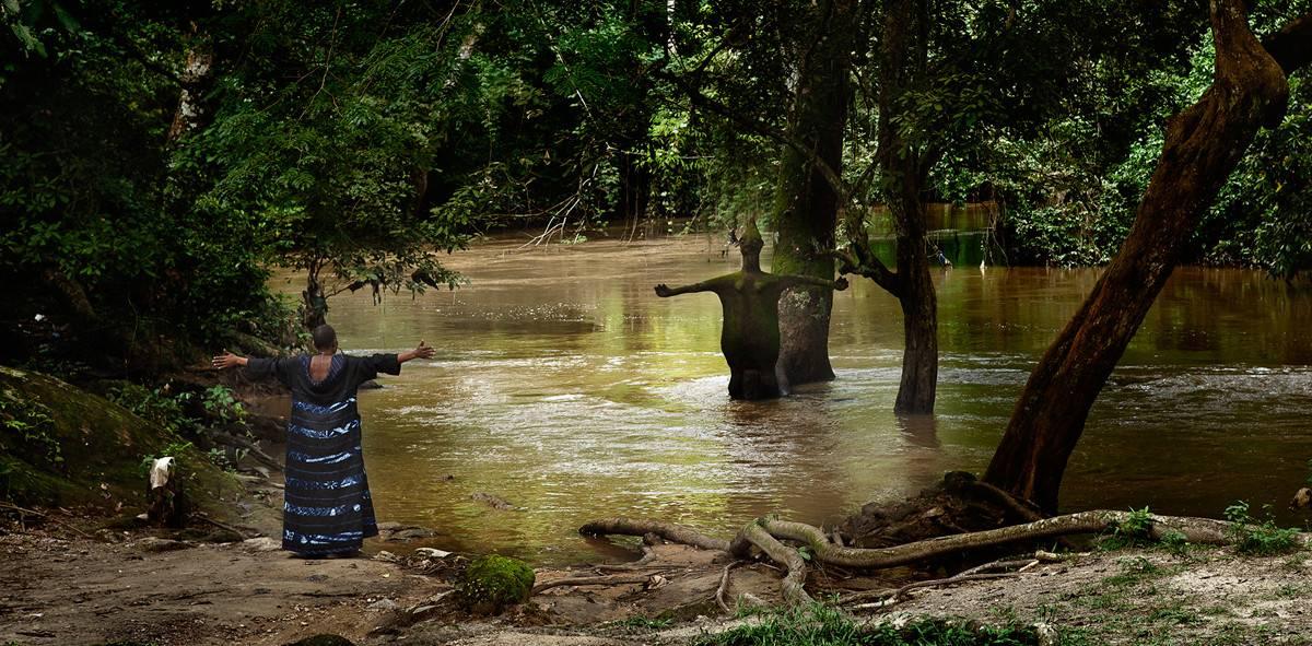 Osun Oshogbo Sacred Grove