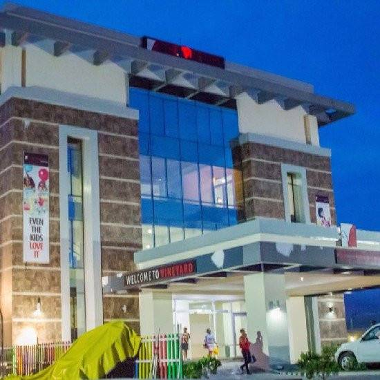 Vineyard Shopping Mall