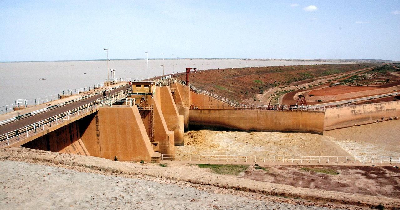 Goronyo Dam