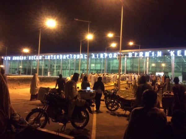 Sir Ahmadu Bello International Airport