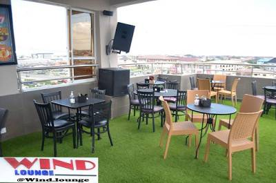 Wind Lounge, Lekki