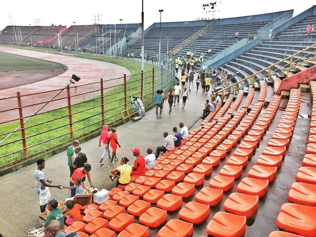 Yakubu Gowon Stadium
