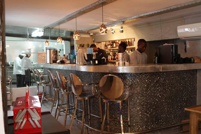 The Foundry Restaurant, Lagos