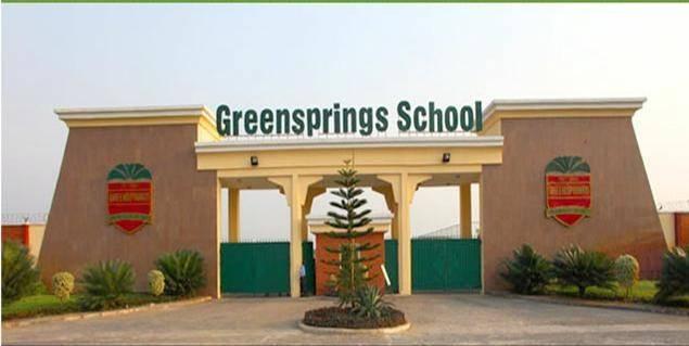 Greensprings School, Lekki1