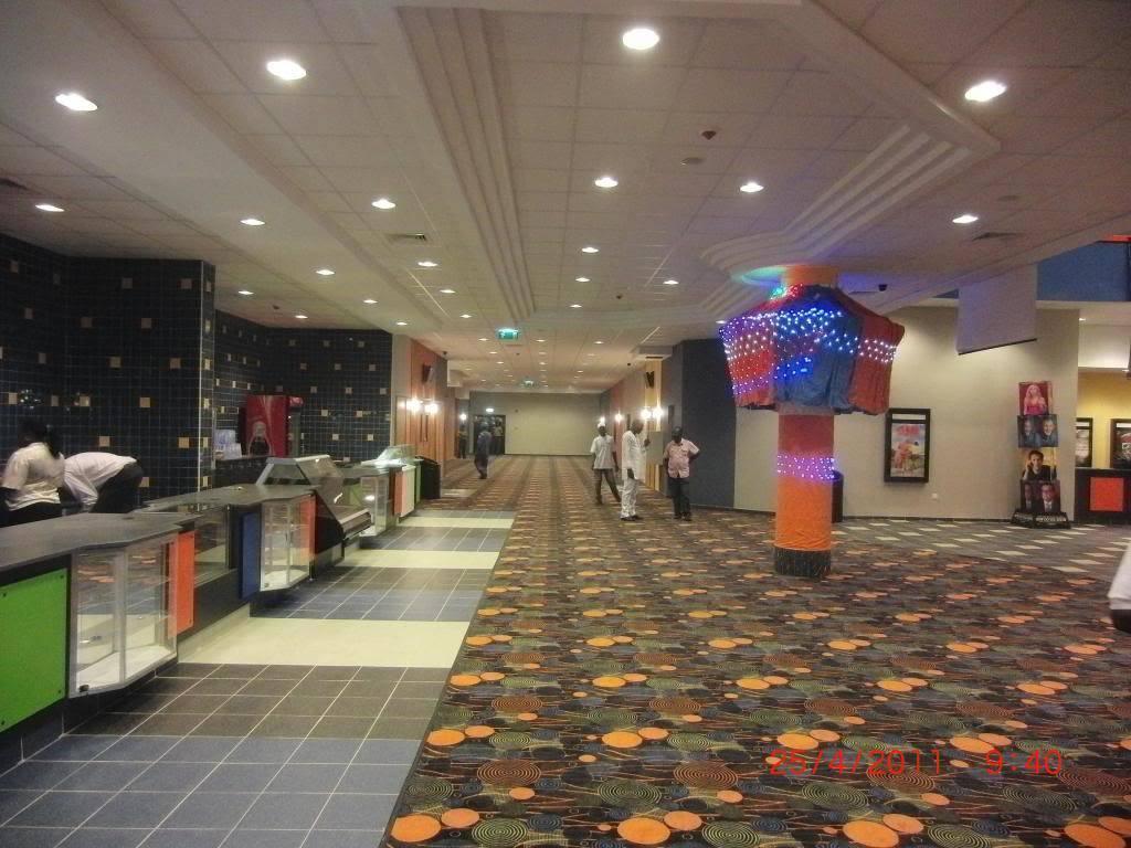 Silverbird Cinema, Uyo2