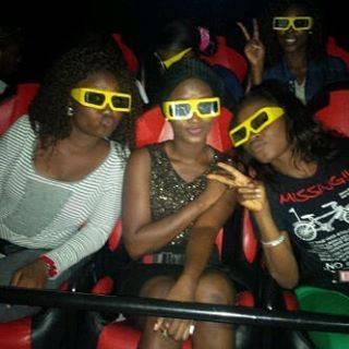 Silverbird Cinema, Uyo3