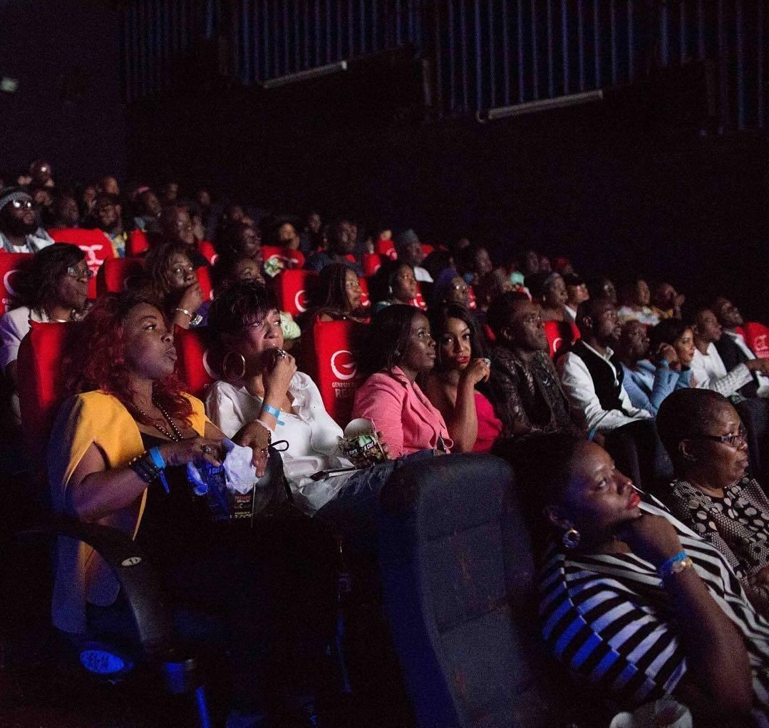 Genesis Deluxe Cinemas, Abuja