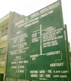 Gbagada General Hospital