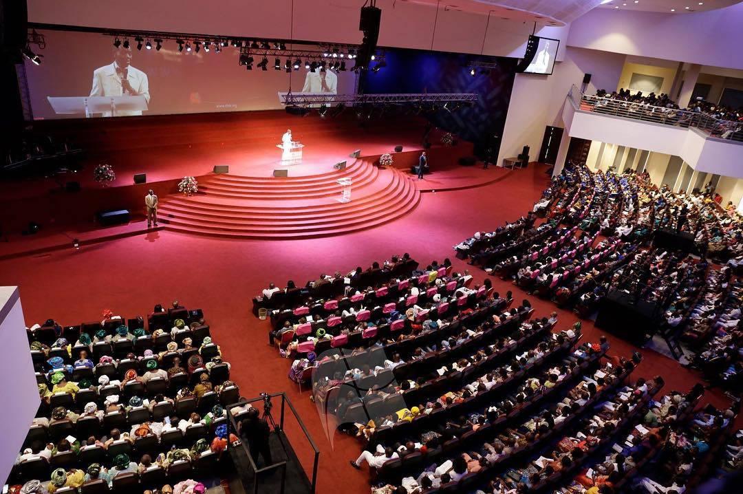 The Fountain of Life Church