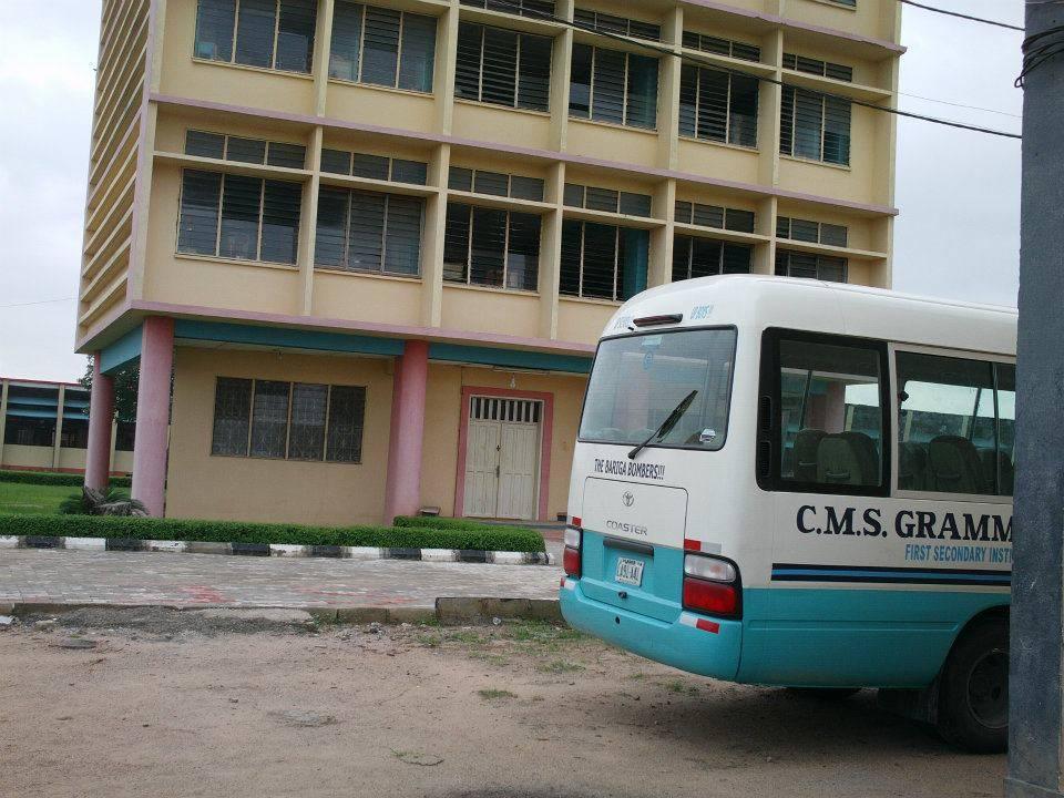 CMS Grammar School