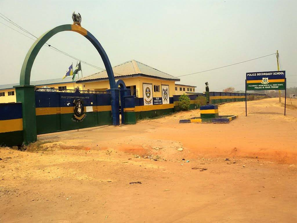 Police Secondary School, Akure